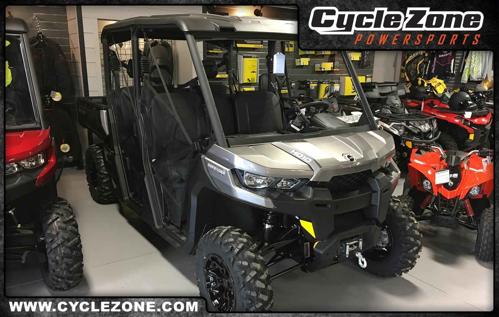 New 2017 Can Am Defender Max Xt Hd10 Atvs For In Kansas 19 099