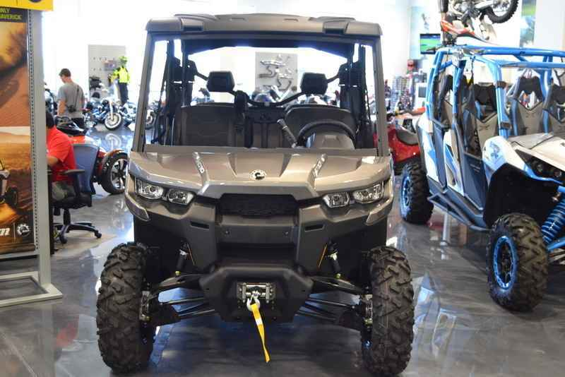 New 2017 Can Am Defender Max Xt Hd10 Atvs For In Texas 19 099