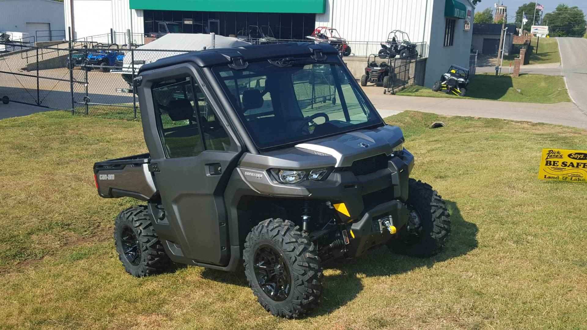 New 2017 Can Am Defender Xtâ Cab Hd10 Atvs For In Oklahoma 23 799