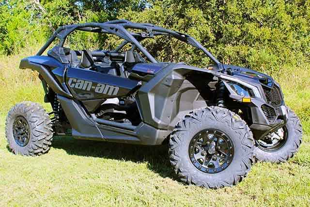 new 2017 can am maverick x3 xds turbo r atvs for sale in texas on atv trades. Black Bedroom Furniture Sets. Home Design Ideas