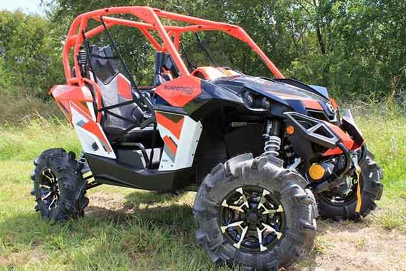 New 2017 Can Am Maverick 1000 Xmr Atvs For In Texas 21 199