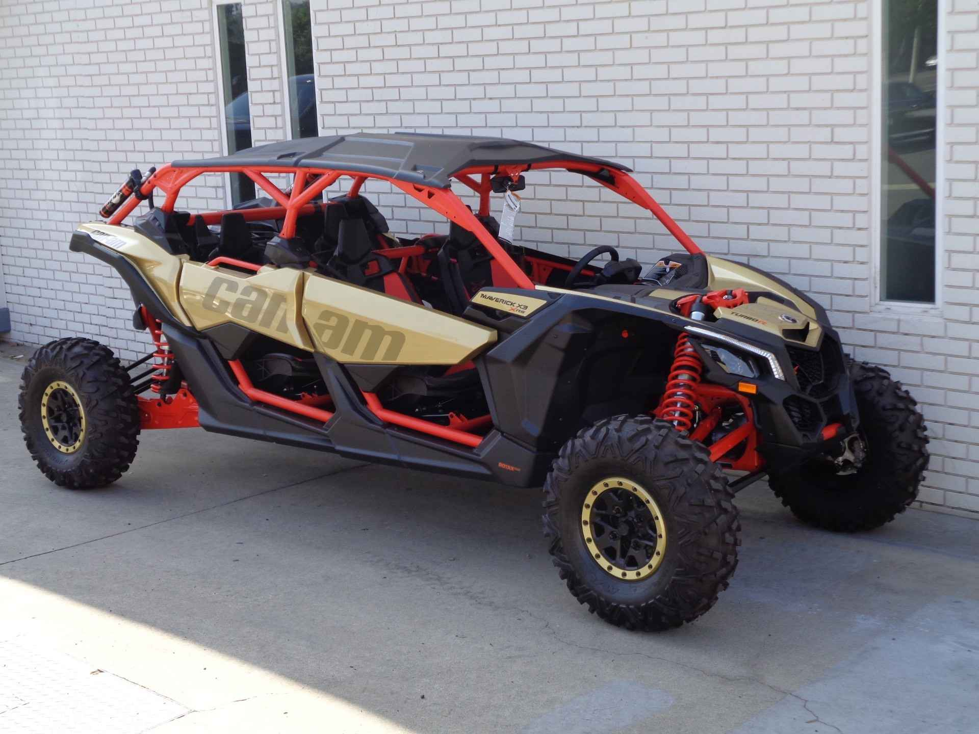 new 2017 can am maverick x3 max x rs turbo r atvs for sale in california on atv trades. Black Bedroom Furniture Sets. Home Design Ideas