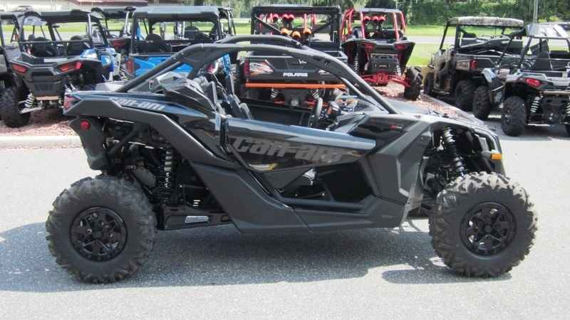 new 2017 can am maverick x3 x ds turbo r atvs for sale in florida on atv trades. Black Bedroom Furniture Sets. Home Design Ideas