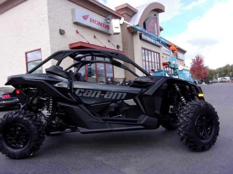 new 2017 can am maverick x3 x ds turbo r atvs for sale in oregon on atv trades. Black Bedroom Furniture Sets. Home Design Ideas