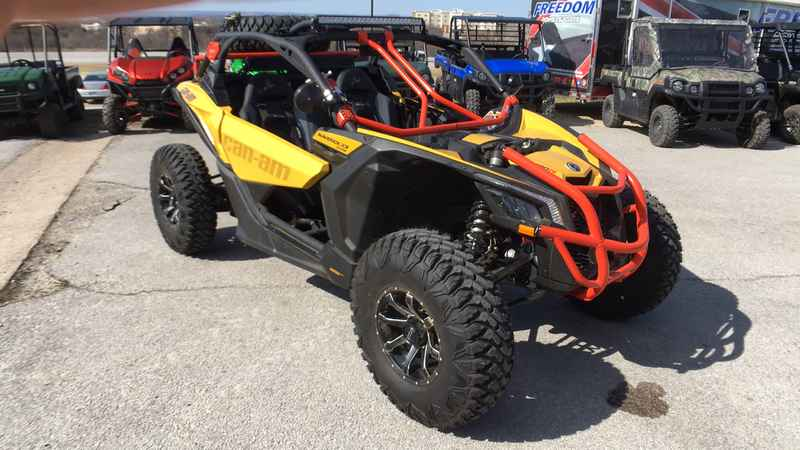 2017 Can Am Maverick 4 Seater >> New 2017 Can-Am Maverick X3 X DS Turbo R ATVs For Sale in Texas on ATV Trades