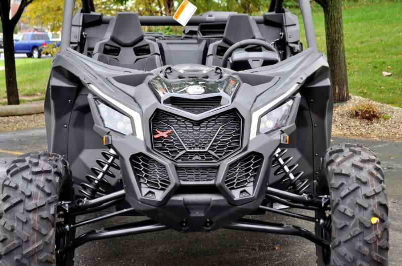 New 2017 Can-Am Maverick X3 X DS Turbo R ATVs For Sale in Wisconsin on  atvtrades com