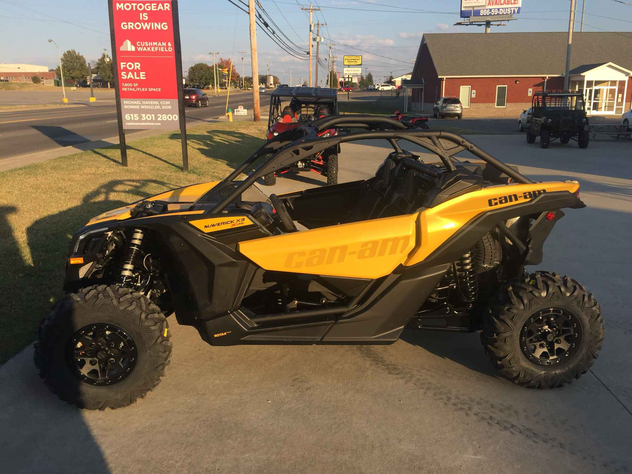 new 2017 can am maverick x3 x ds atvs for sale in tennessee on atv trades. Black Bedroom Furniture Sets. Home Design Ideas