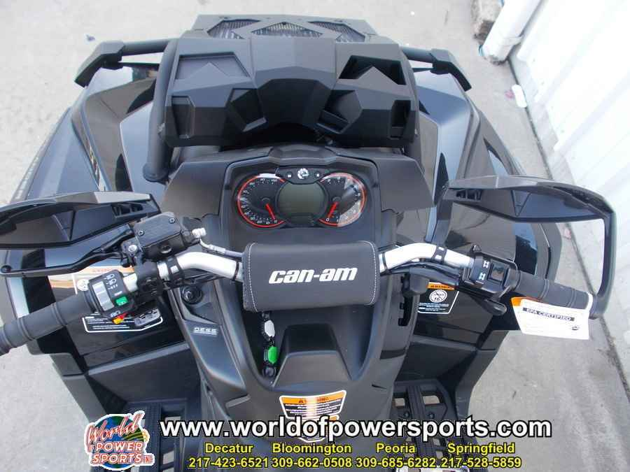 New 2017 Can Am Outlander 1000 Xmr Atvs For In Illinois 14 699