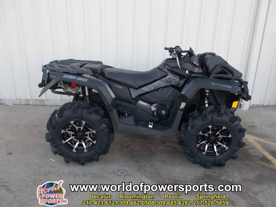 Can Am Outlander 1000 Xmr >> New 2017 Can Am Outlander Outlander 1000 Xmr Atvs For Sale In Illinois On Atvtrades Com