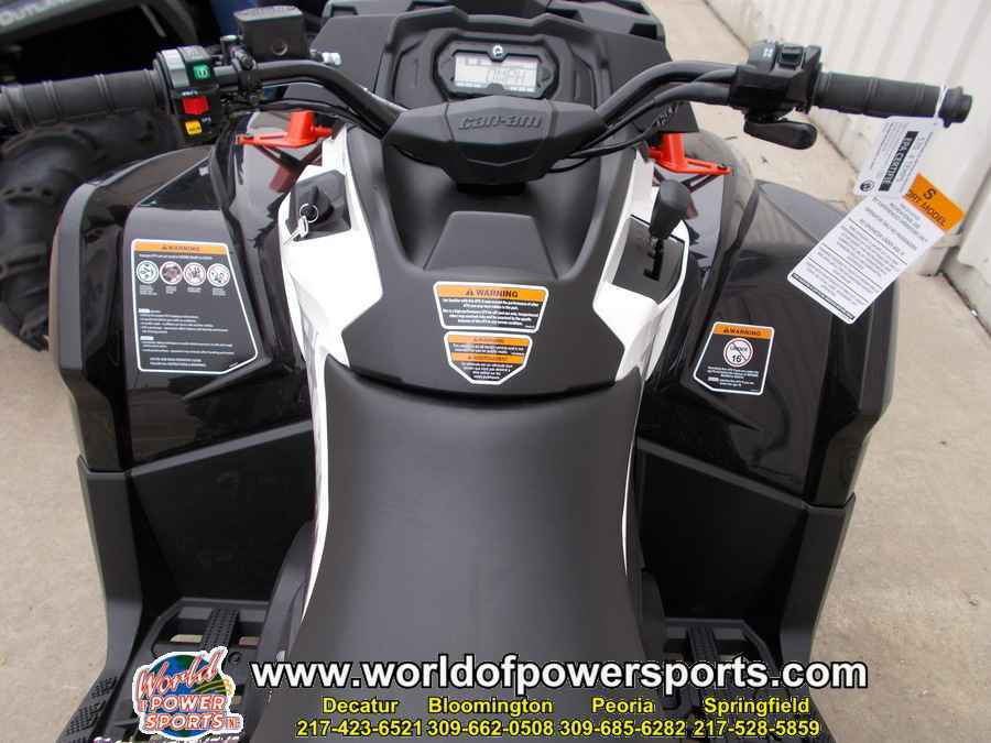 New 2017 Can Am Outlander 570 Xmr Atvs For In Illinois 8 549