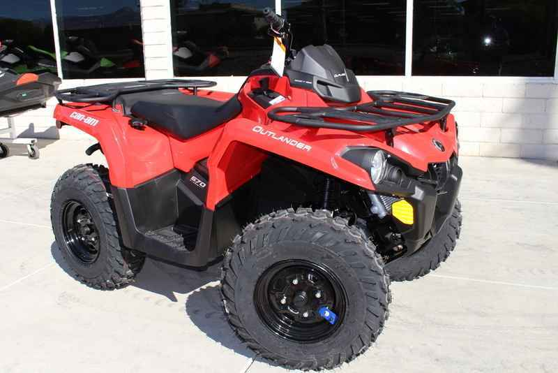 New 2017 Can Am Outlander 570 Atvs For In Nevada 6 799