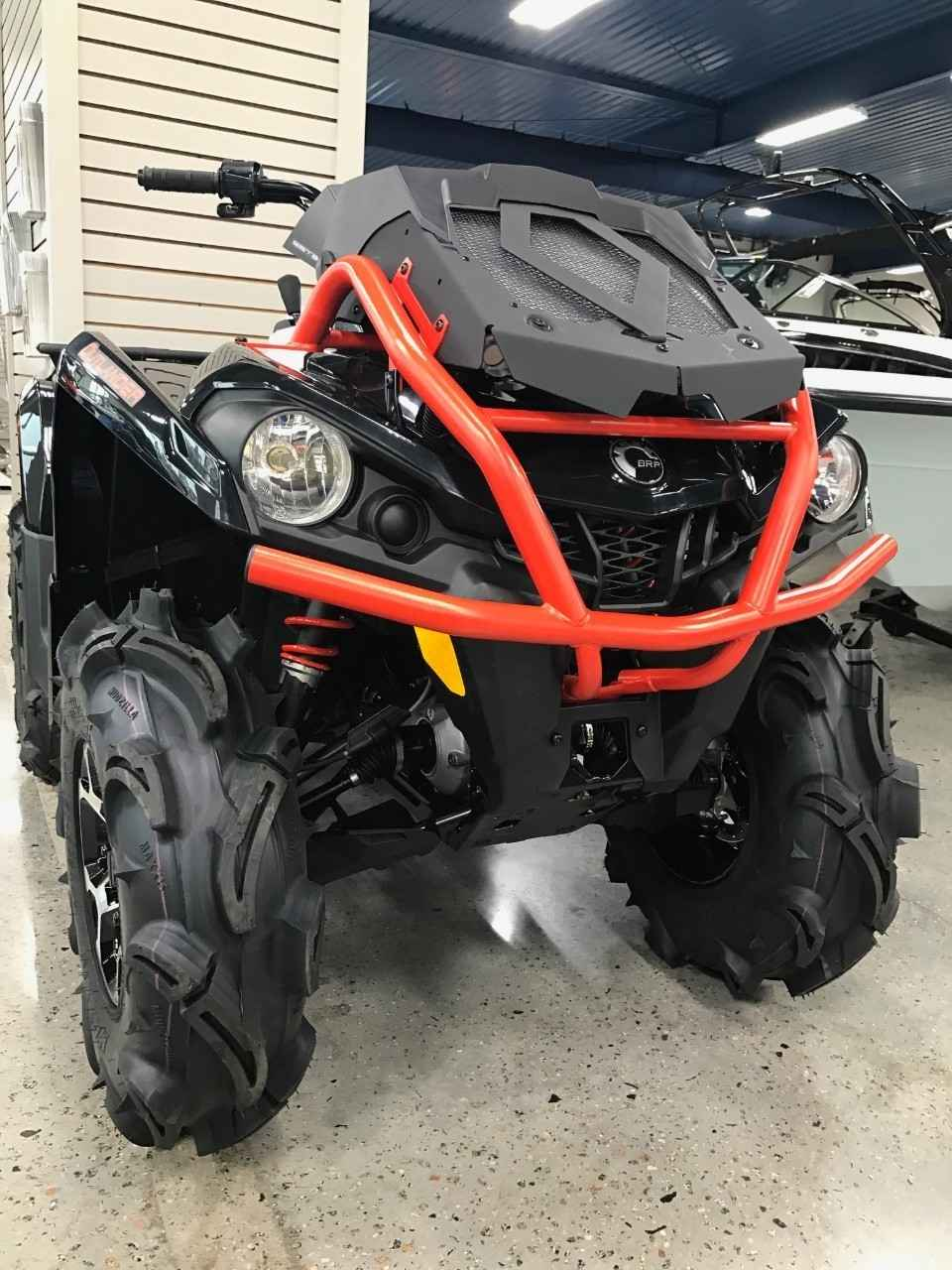 New 2017 Can Am Outlander 570 Xmr Atvs For In South Carolina 8 549