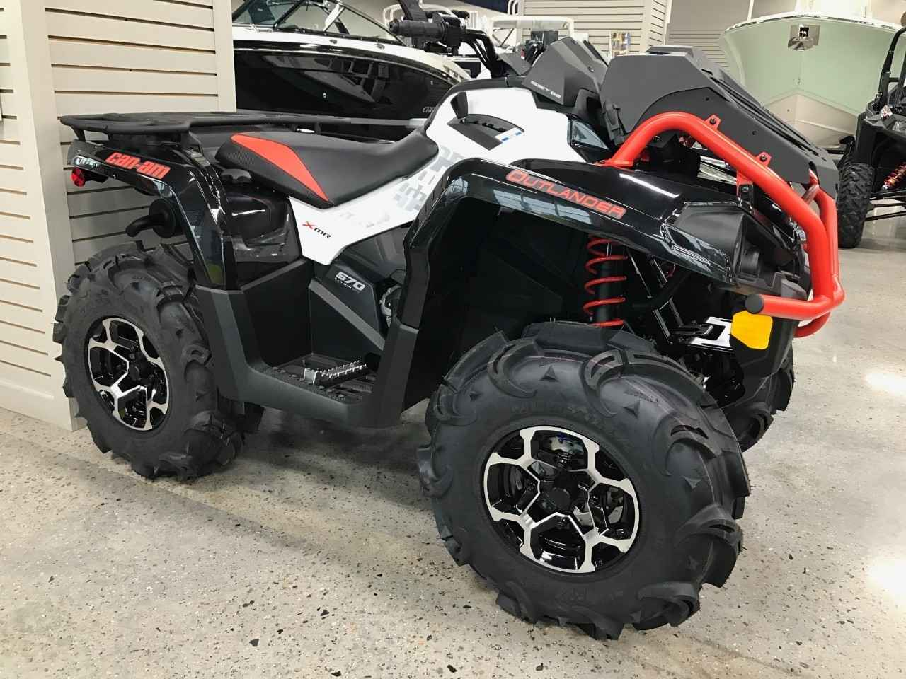 2017 Can Am >> New 2017 Can Am Outlander 570 Xmr Atvs For Sale In South Carolina On Atvtrades Com