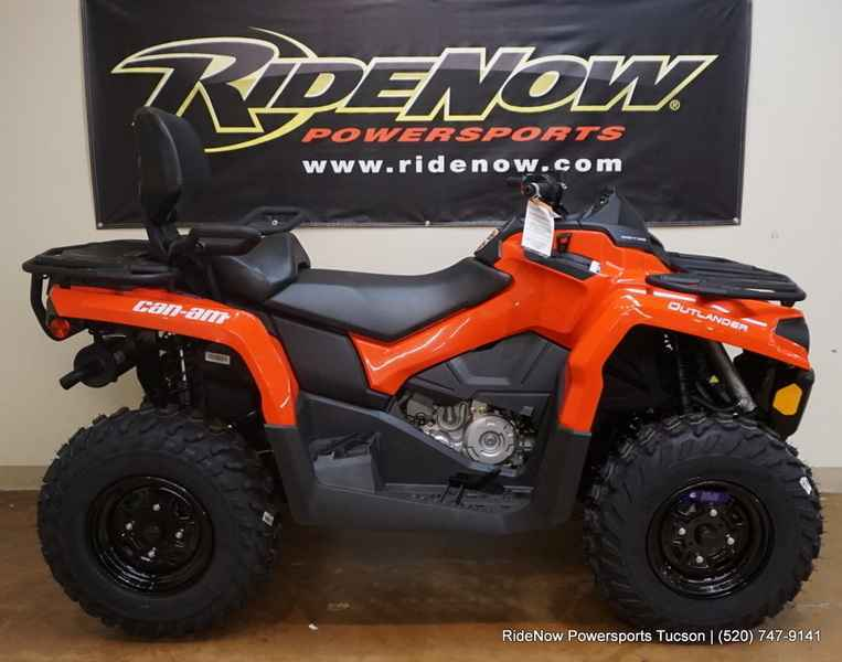 New 2017 Can Am Outlander Max 450 Atvs For In Arizona 6 999