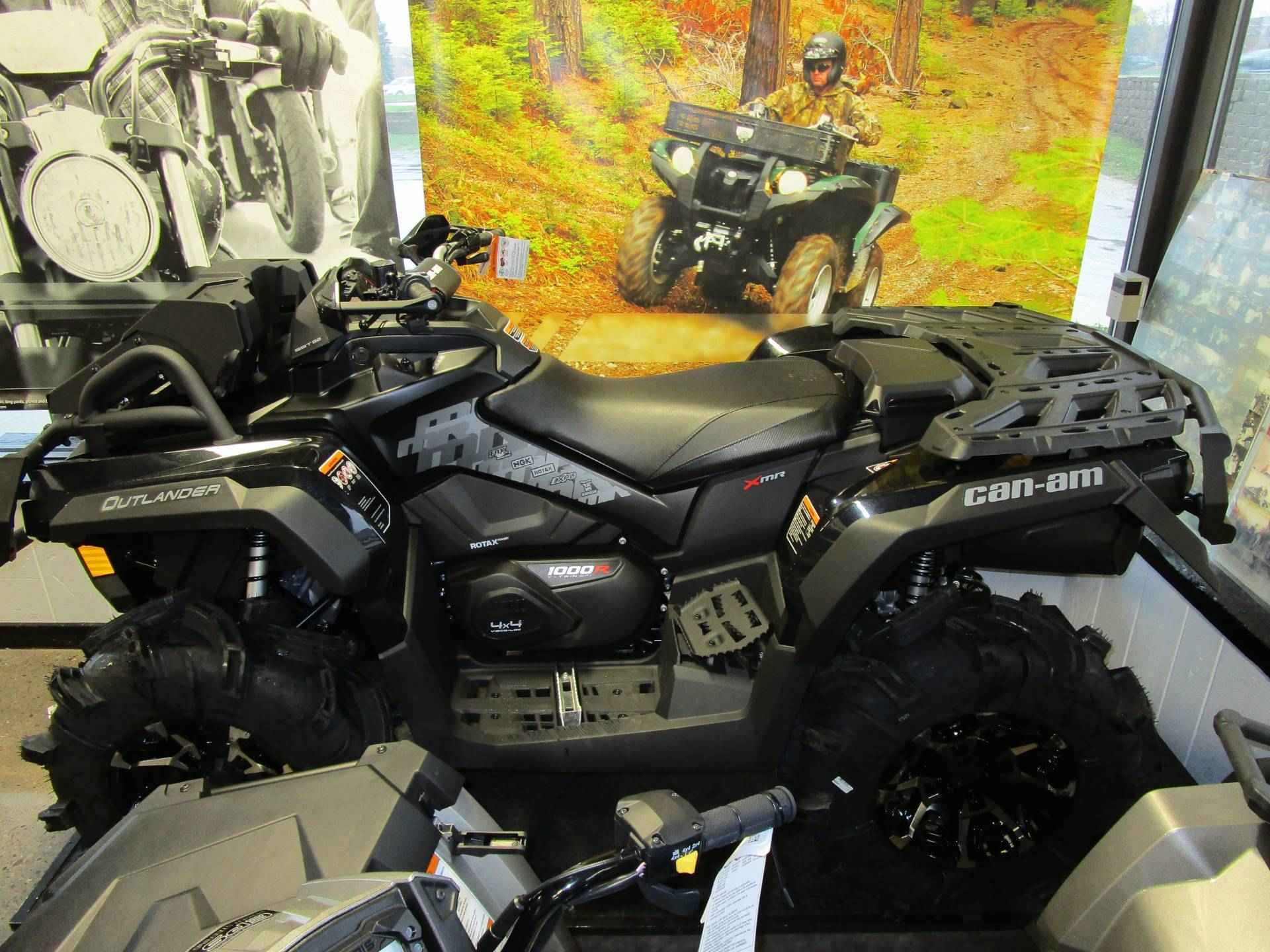 "New 2017 Can Am Outlander¢""¢ X' mr 1000R ATVs For Sale in Wisconsin"