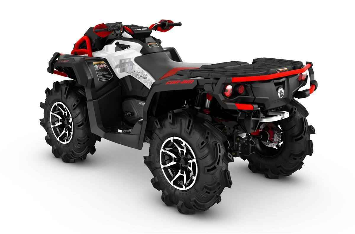 Can Am Outlander 1000 Xmr >> New 2017 Can Am Outlander Xmr 1000 Atvs For Sale In Massachusetts On Atvtrades Com