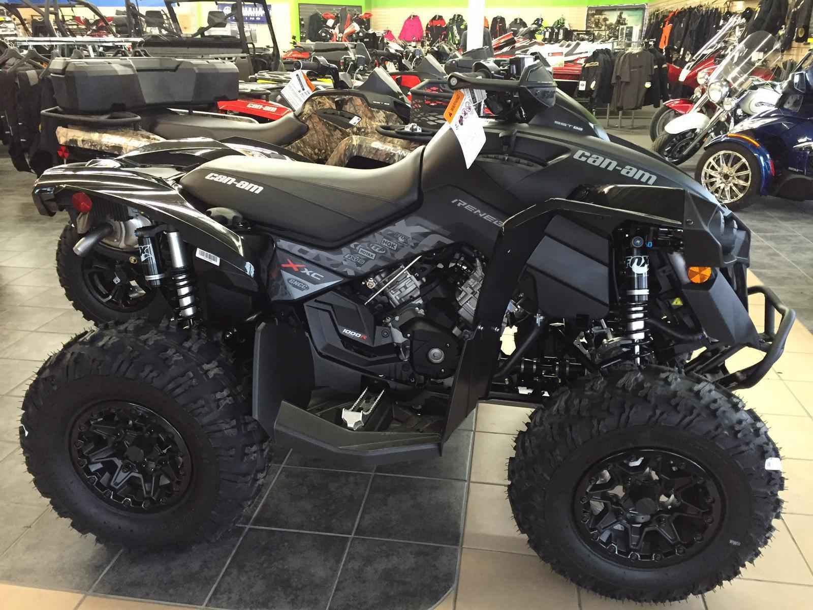 New 2017 Can Am Renegade 1000 X Xc Atvs For In Minnesota 14 149