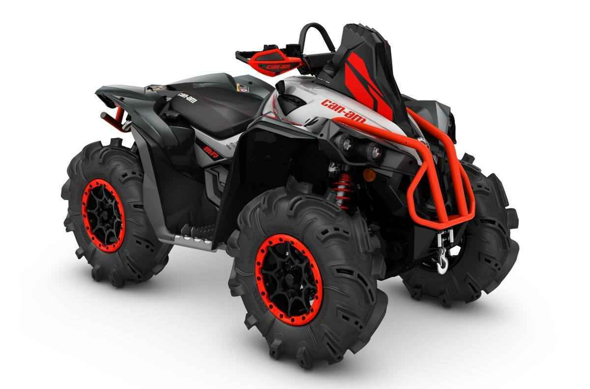 New 2017 Can-Am Renegade X mr 1000R ATVs For Sale in ...