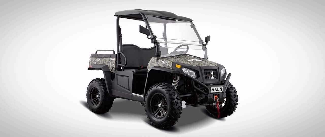 New 2017 Hisun Sector E1 Electric Atvs For Sale In Maryland On Atv