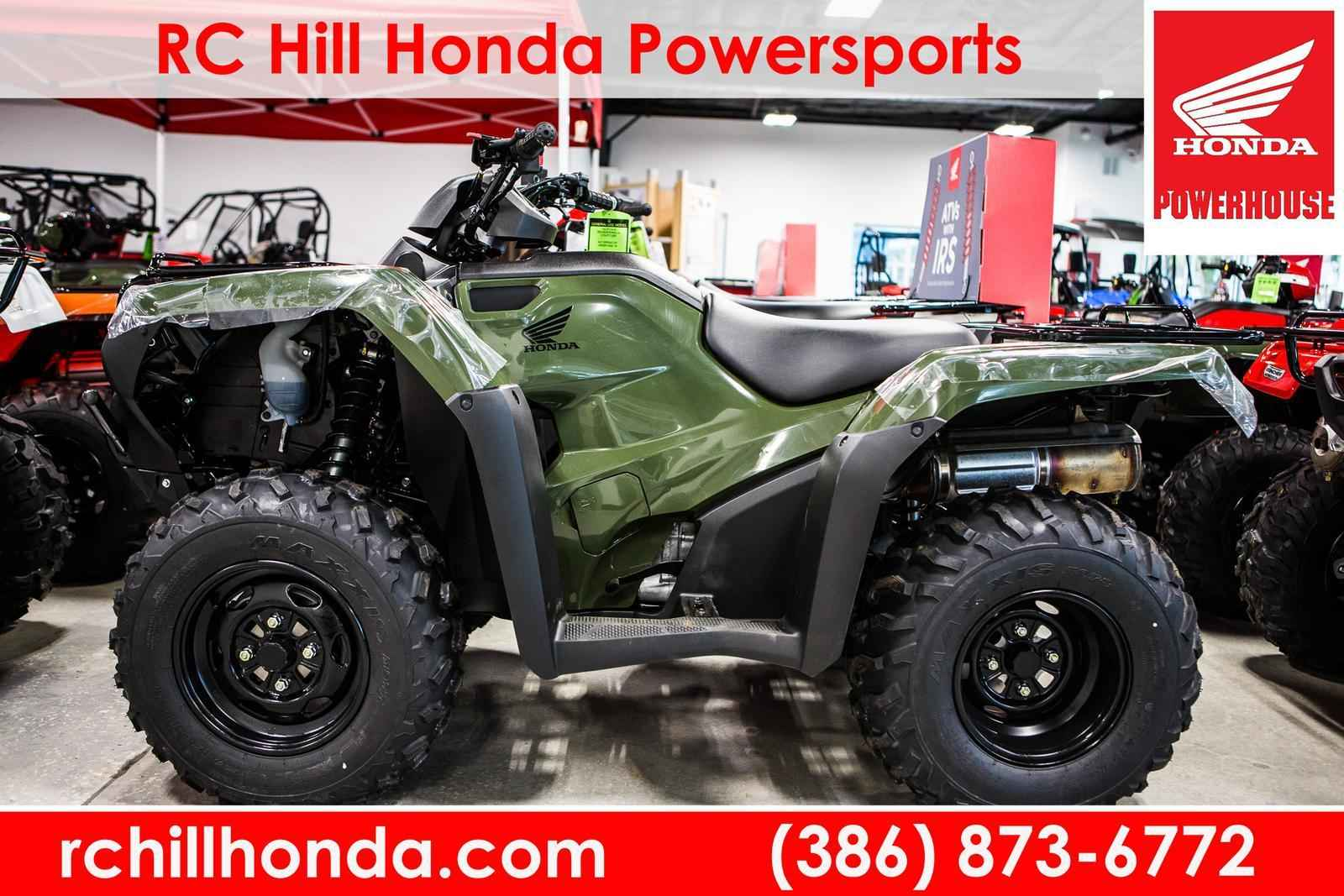 New 2017 honda fourtrax rancher trx420tm1 atvs for sale in for Honda 420 rancher for sale