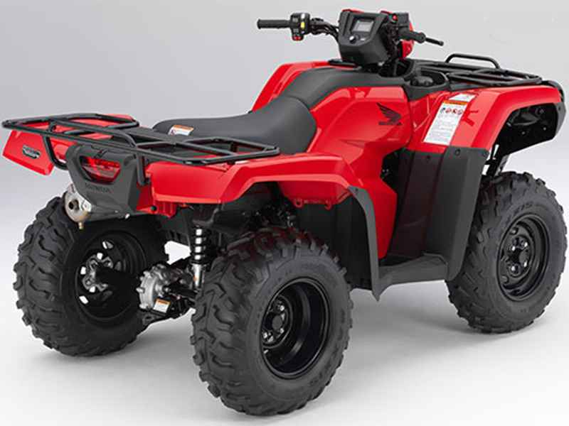 new 2017 honda fourtrax foreman 4x4 atvs for sale in texas on atv trades. Black Bedroom Furniture Sets. Home Design Ideas