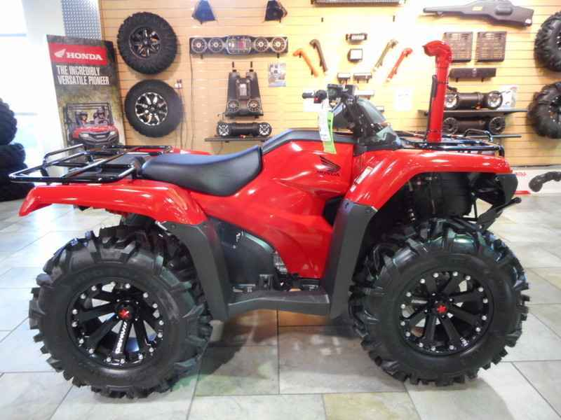 new 2017 honda fourtrax rancher 4x4 atvs for sale in arkansas on atv trades. Black Bedroom Furniture Sets. Home Design Ideas