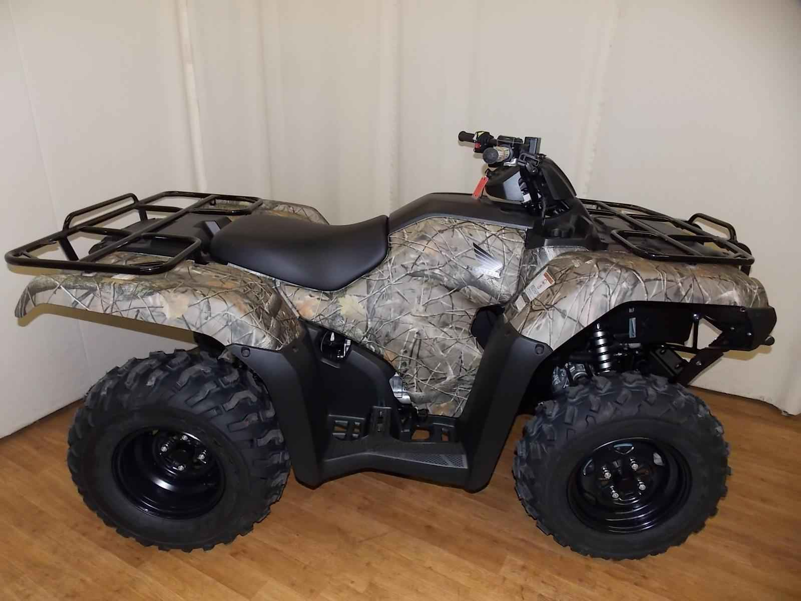 New 2017 honda fourtrax rancher 4x4 trx420fm1h atvs for for Honda 420 rancher for sale