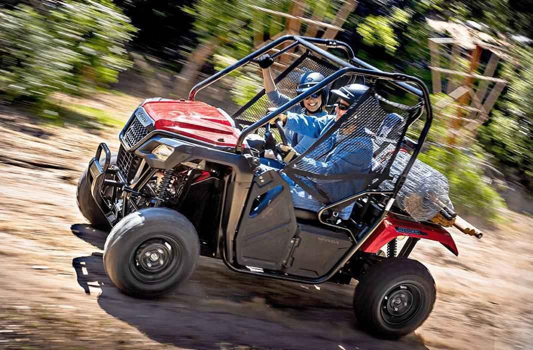 Naults Powersports on ATV Trades