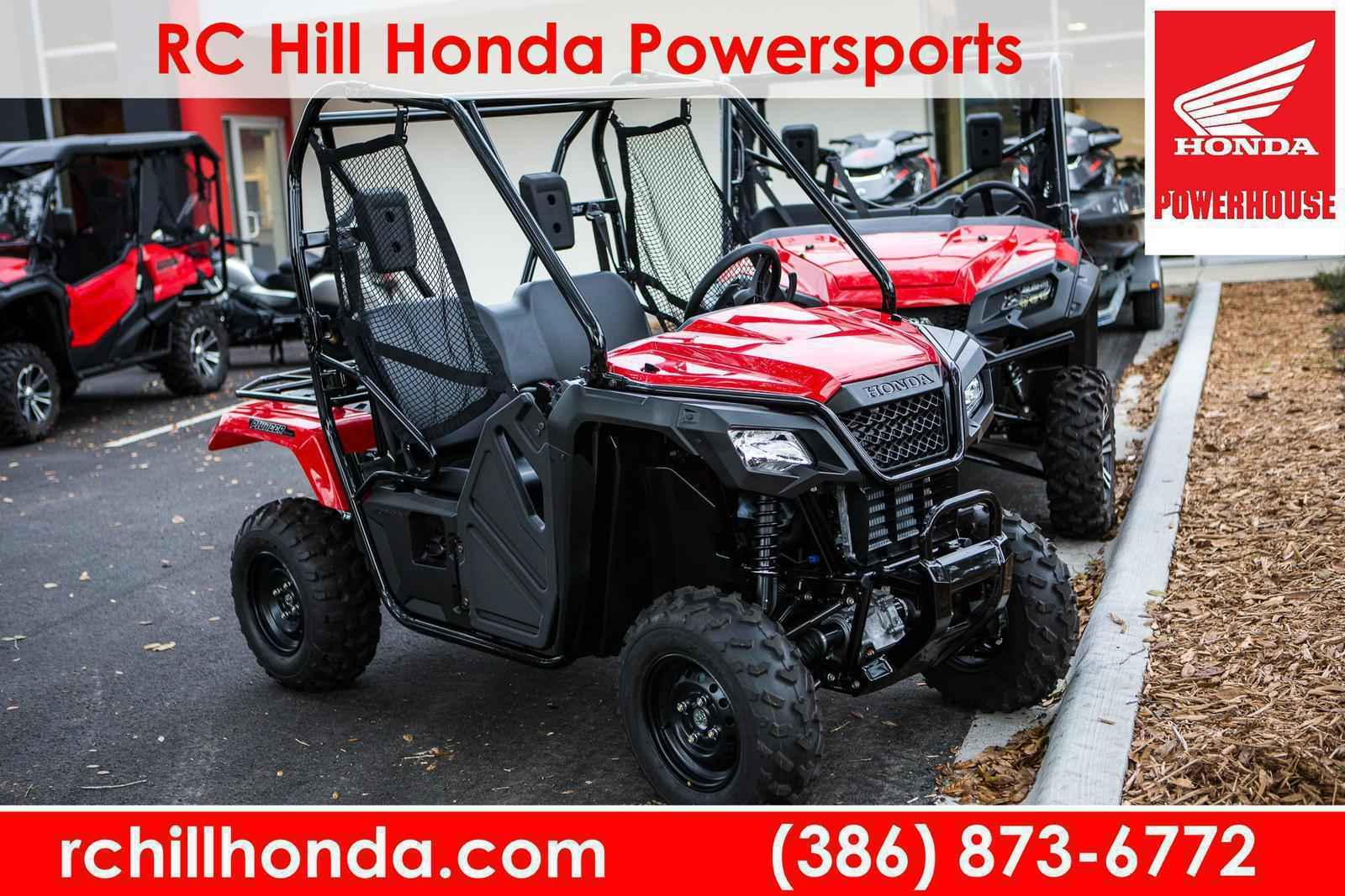 New 2017 honda pioneer 500 sxs500 atvs for sale in florida for 2017 yamaha banshee 500