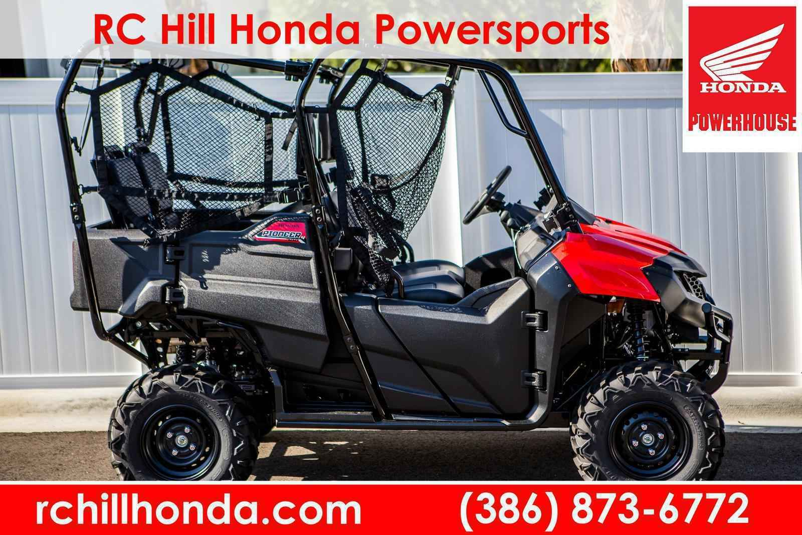 new 2017 honda pioneer 700 4 sxs700 atvs for sale in florida on atv trades. Black Bedroom Furniture Sets. Home Design Ideas