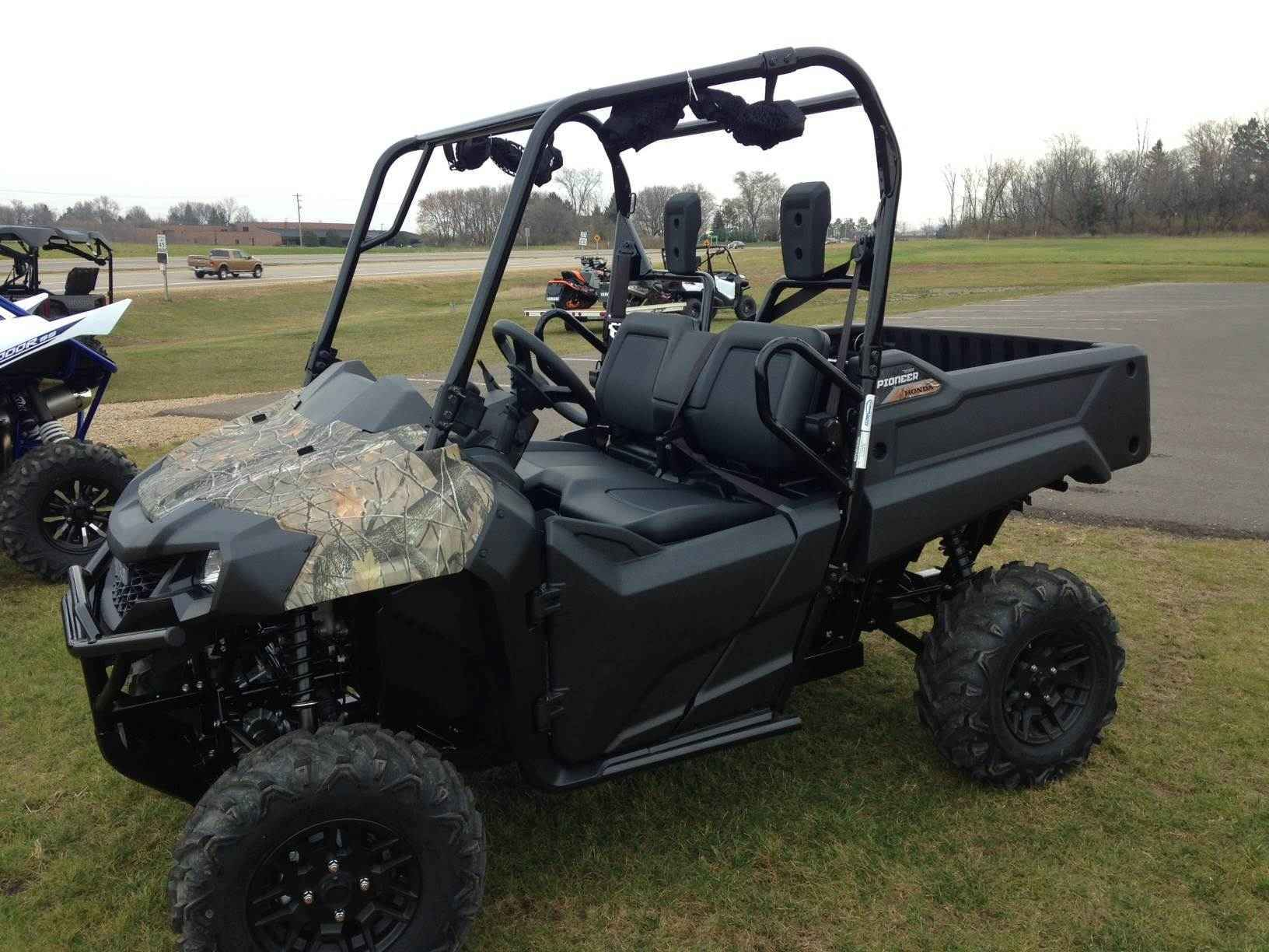 honda pioneer 700 for sale in indiana autos post. Black Bedroom Furniture Sets. Home Design Ideas