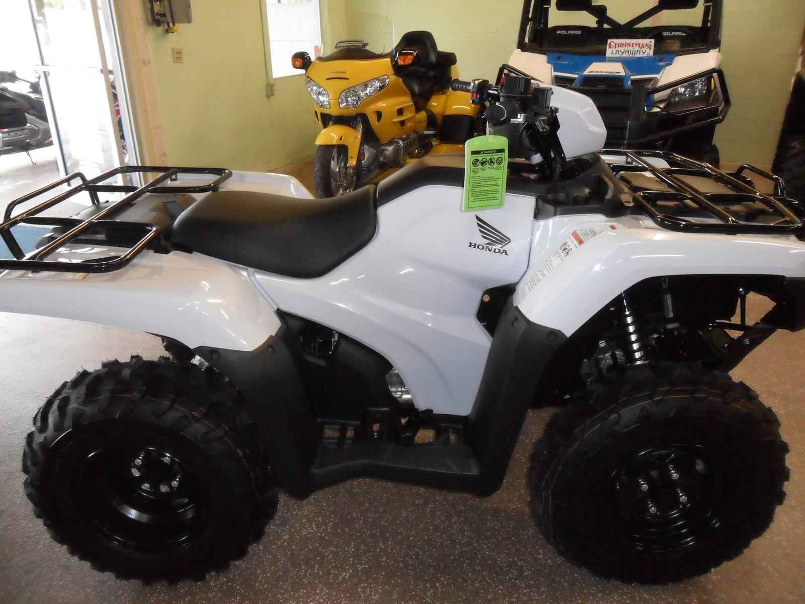 New 2017 Honda Foreman 500 Fm Atvs For Sale In Florida On Atv Trades