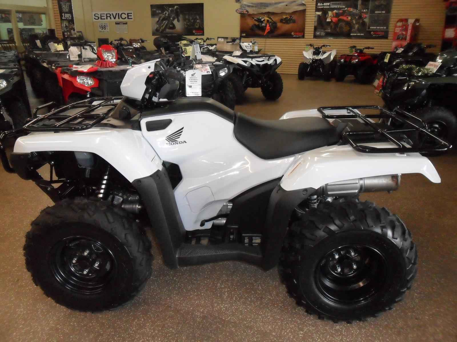 Can Am Four Wheeler >> New 2017 Honda foreman 500 fm ATVs For Sale in Florida on ATV Trades