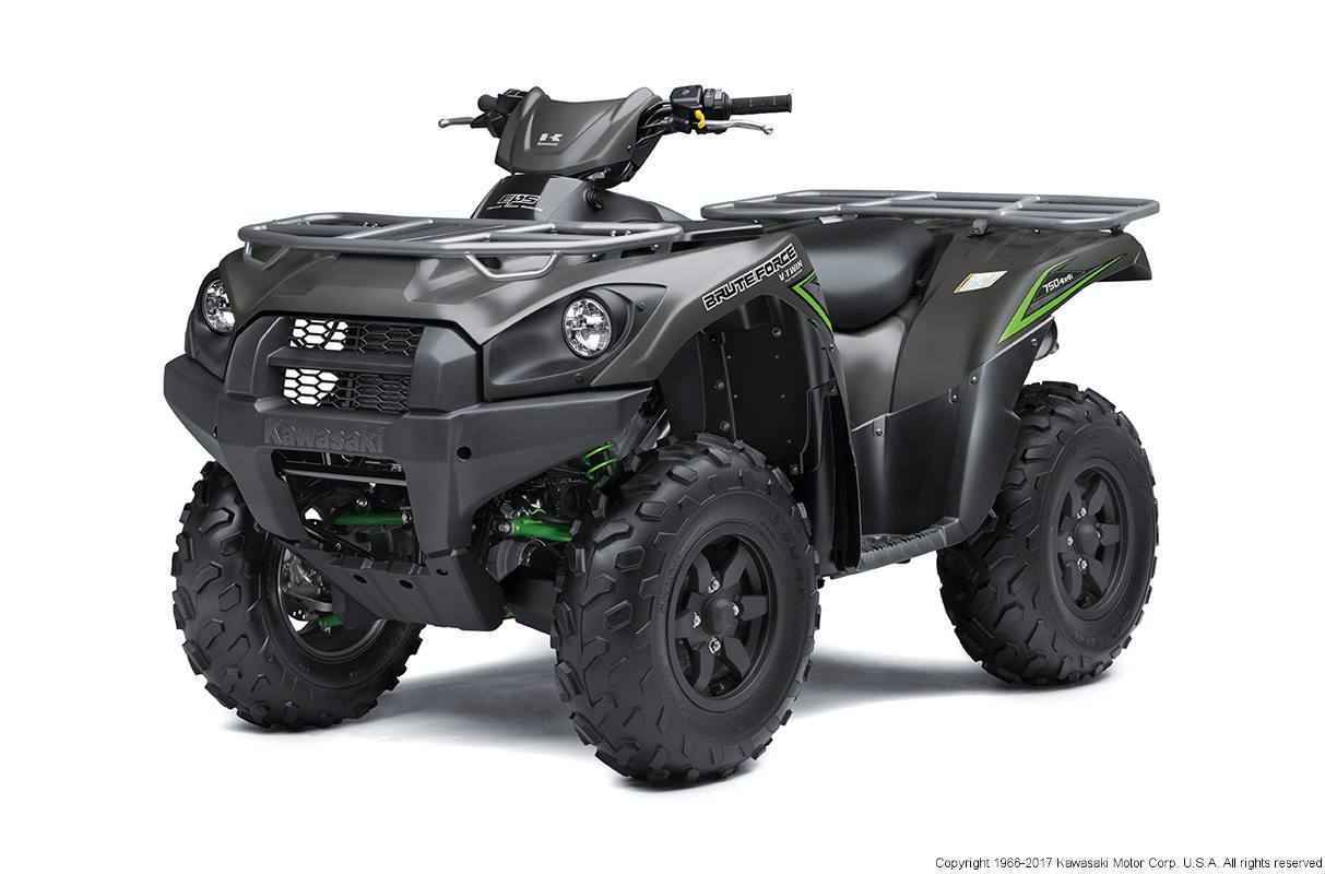new 2017 kawasaki brute force 750 4x4i atvs for sale in massachusetts on atv trades. Black Bedroom Furniture Sets. Home Design Ideas