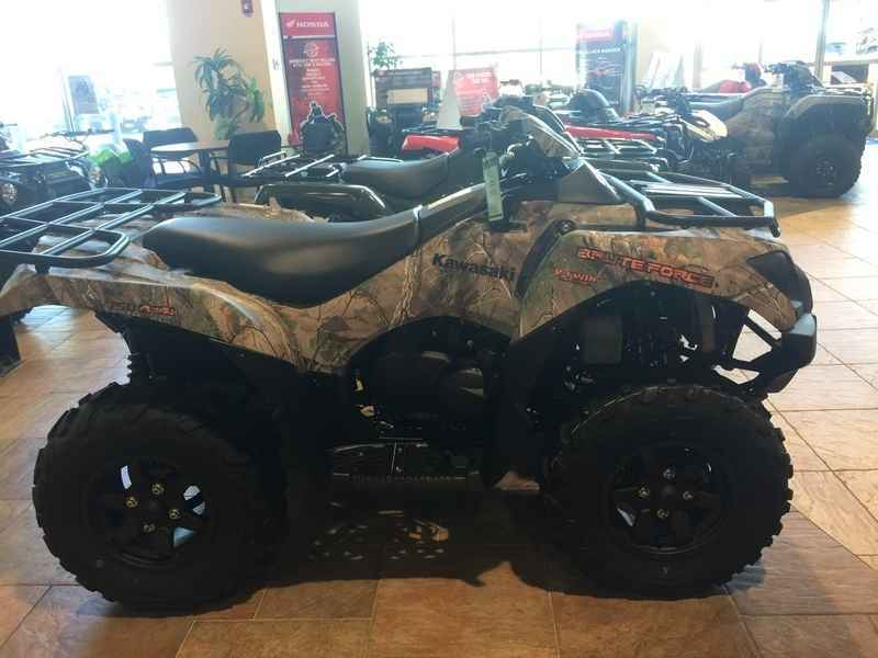 Kawasaki atvs for sale on atvtrades com