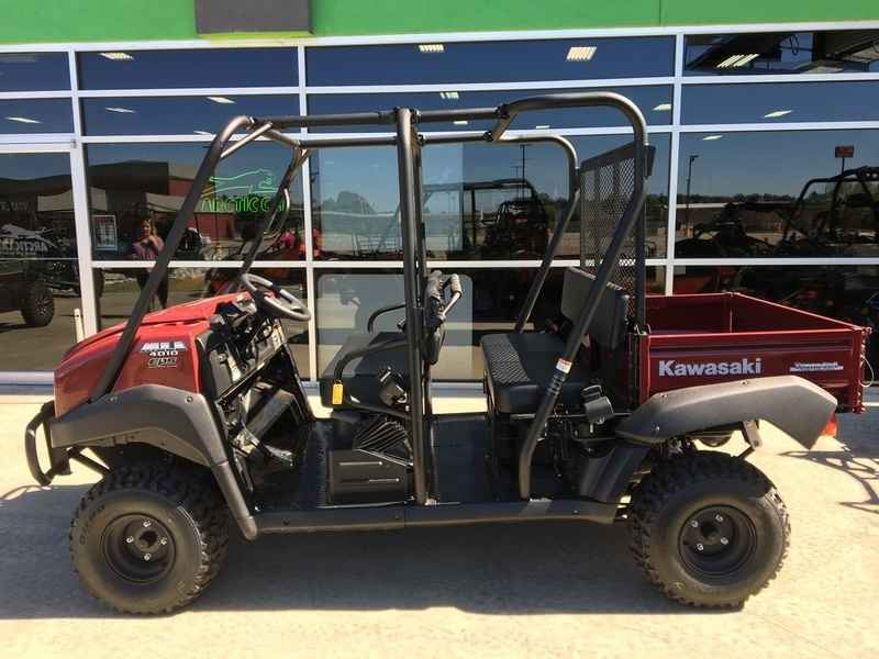 new 2017 kawasaki mule 4010 trans 4x4 atvs for sale in arkansas on atv trades. Black Bedroom Furniture Sets. Home Design Ideas