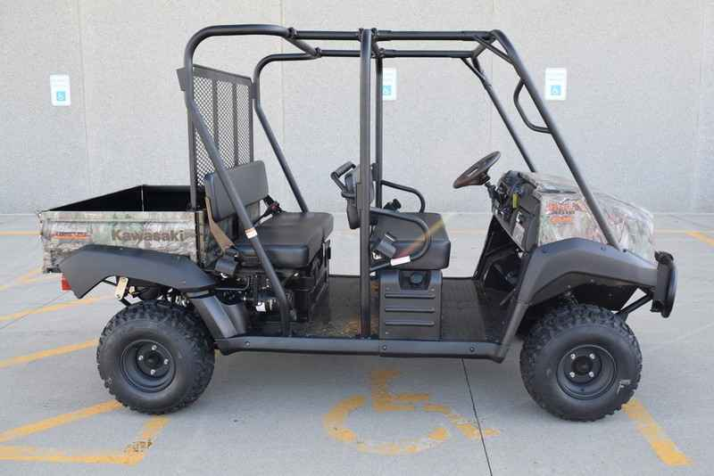 new 2017 kawasaki mule 4010 trans 4x4 camo atvs for sale in south dakota on atv trades. Black Bedroom Furniture Sets. Home Design Ideas