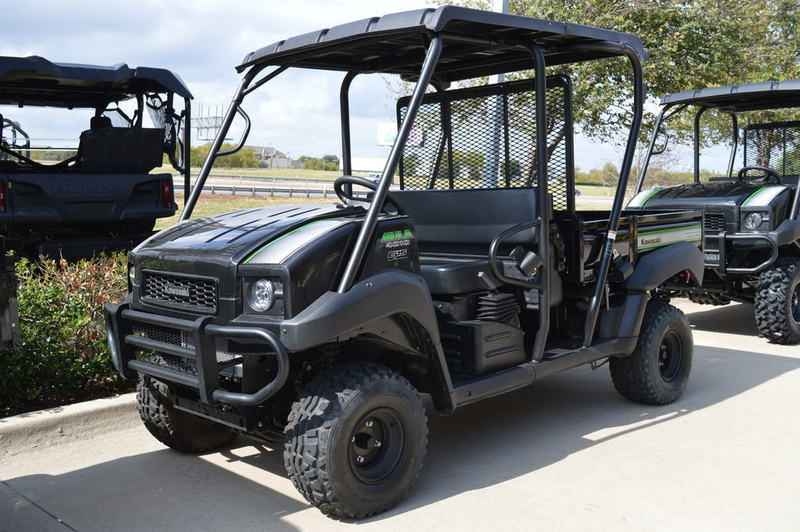 new 2017 kawasaki mule 4010 trans 4x4 se atvs for sale in texas on atv trades. Black Bedroom Furniture Sets. Home Design Ideas