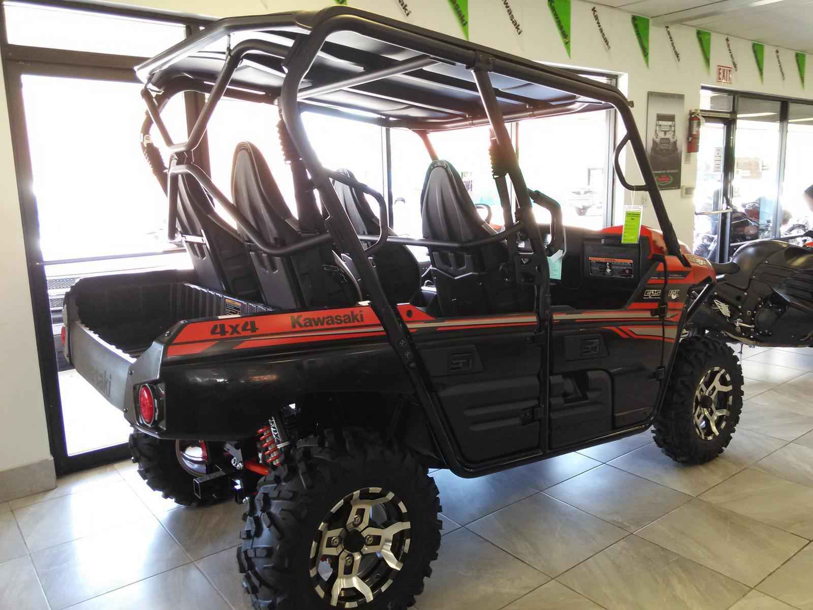 New 2017 Kawasaki Teryx 4 Le Atvs For In Arizona 16 999