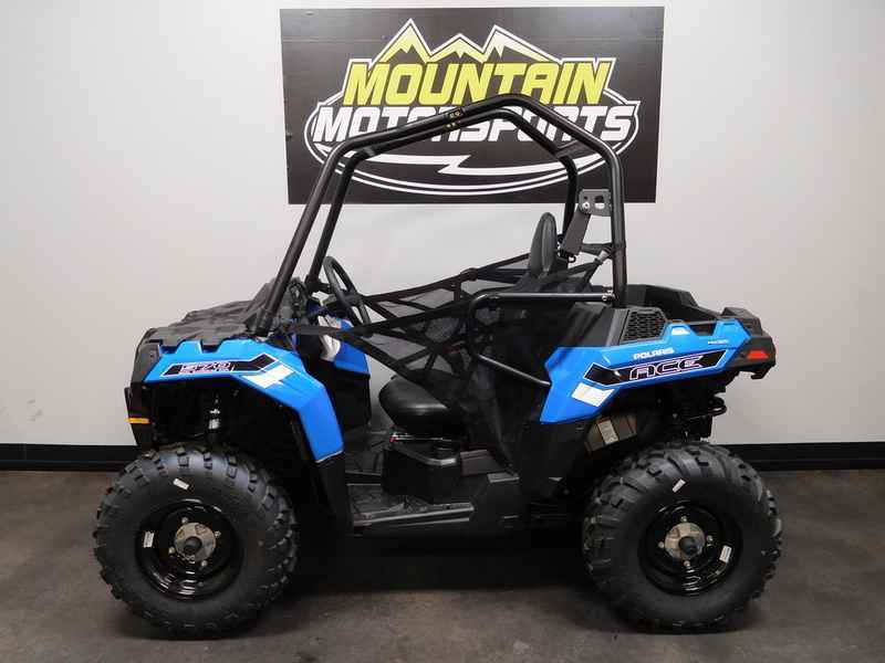 Polaris Ace For Sale >> New 2017 Polaris Ace 570 Velocity Blue Atvs For Sale In Tennessee On Atvtrades Com
