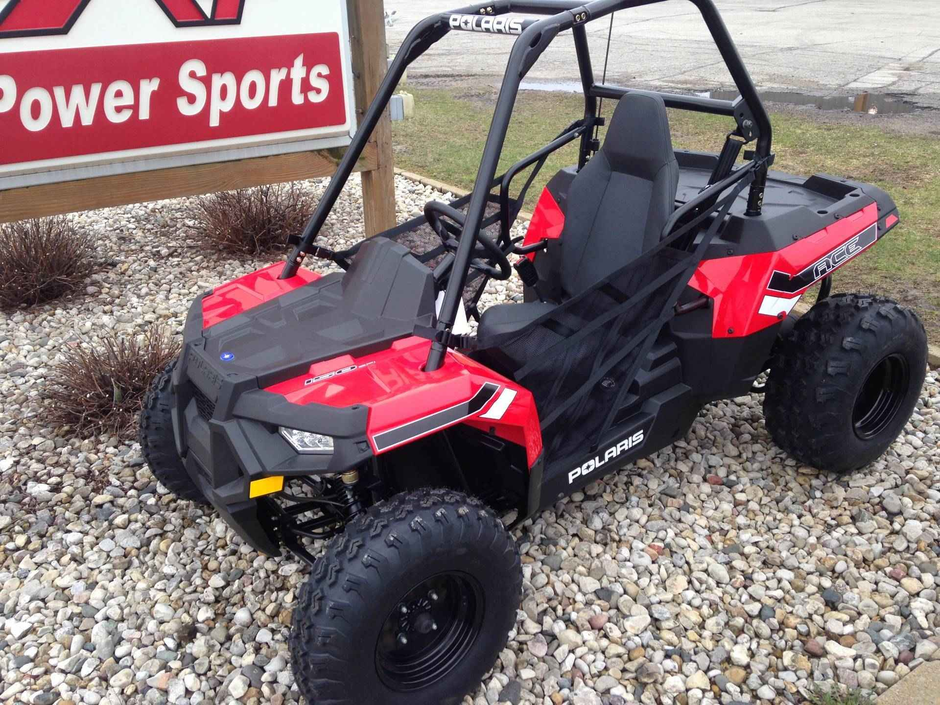 Polaris Ace For Sale >> New 2017 Polaris Ace 150 Efi Atvs For Sale In Wisconsin On Atvtrades Com
