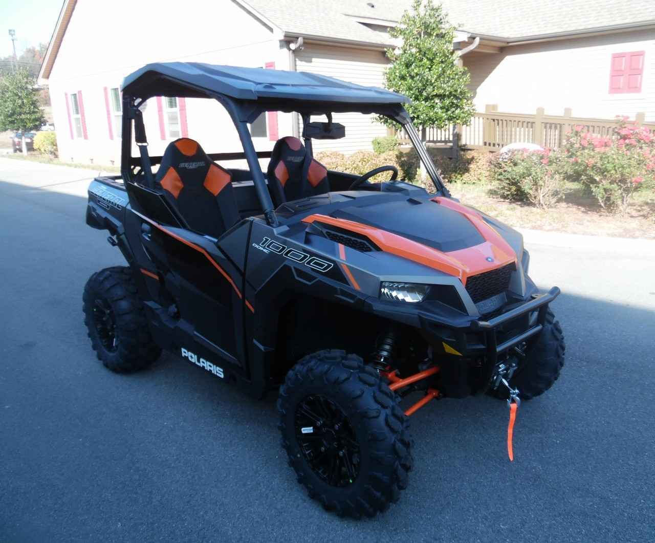 new 2017 polaris general 1000 eps deluxe titanium matte metallic atvs for sale in tennessee on. Black Bedroom Furniture Sets. Home Design Ideas