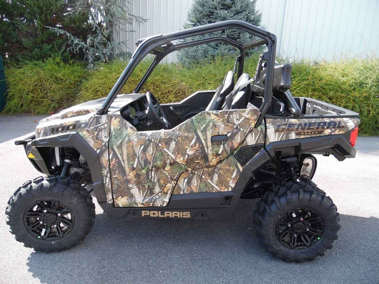 new 2017 polaris general 1000 eps hunter edition polaris pursuit camo atvs for sale in tennessee. Black Bedroom Furniture Sets. Home Design Ideas