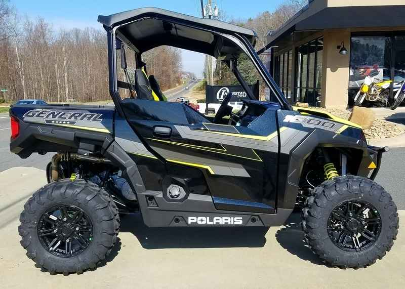new 2017 polaris general 1000 eps ride command edition black pearl atvs for sale in north. Black Bedroom Furniture Sets. Home Design Ideas