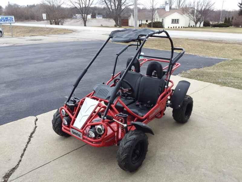 kart over oklahoma New 2017 Polaris Hammerhead Off Road Go Kart Mudhead 208R ATVs For  kart over oklahoma