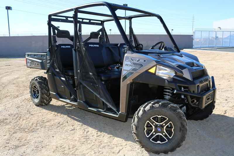 new 2017 polaris ranger crew xp 1000 eps nara bronze atvs for sale in nevada on atv trades. Black Bedroom Furniture Sets. Home Design Ideas
