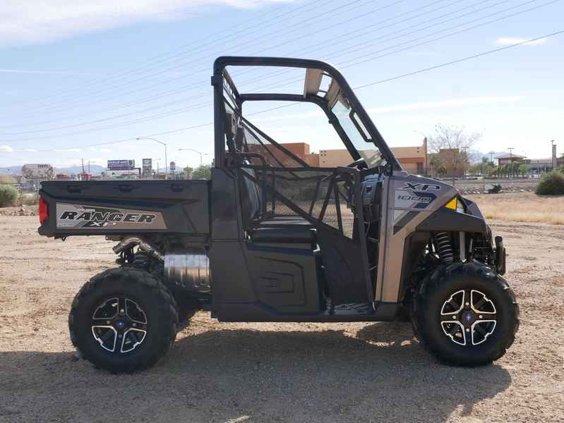 new 2017 polaris ranger xp 1000 eps nara bronze atvs for sale in nevada on atv trades. Black Bedroom Furniture Sets. Home Design Ideas