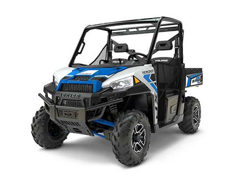 new 2017 polaris ranger xp 1000 eps white lighning atvs for sale in michigan on atv trades. Black Bedroom Furniture Sets. Home Design Ideas