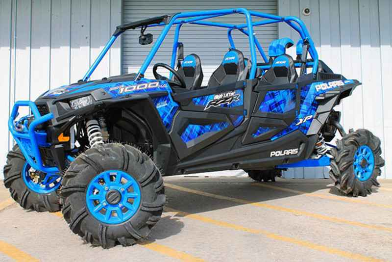 New 2017 Polaris Rzr 1000 4 Xp Eps High Lifter Edition Atvs For In Texas On Atv Trades