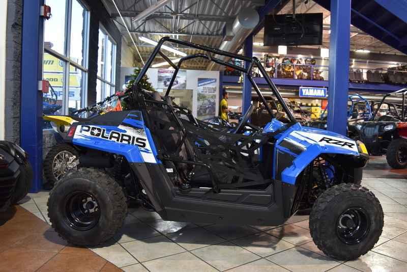 Polaris Razor 170 >> New 2017 Polaris Rzr 170 Efi Voodoo Blue Atvs For Sale In Arizona On